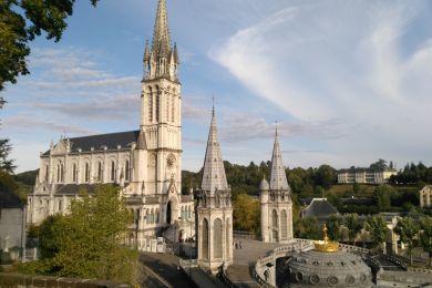 Lourdes_Sanktuarium